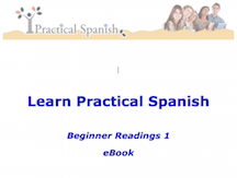 Beginner Readings 1 - eBook